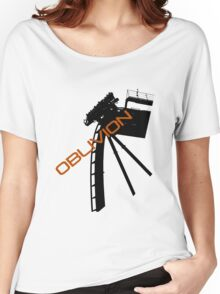 Oblivion - Alton towers Women's Relaxed Fit T-Shirt