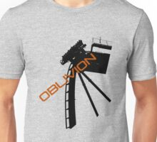 Oblivion - Alton towers Unisex T-Shirt