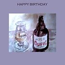 Duvel Birthday by Patsy Smiles