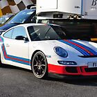 Porsche GT3 Martini by Steve James