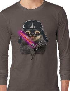 DARTH SLOTH Long Sleeve T-Shirt