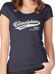 The Cortexiphan Trials Women's Fitted Scoop T-Shirt