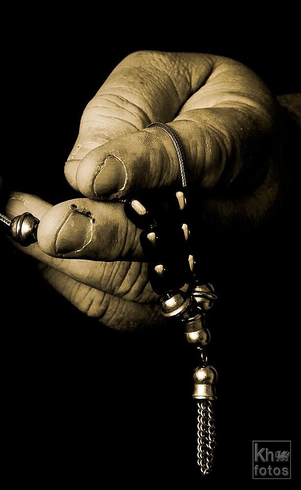 Prayer by Kelvin Hughes