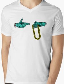 Run The Jewels Mens V-Neck T-Shirt
