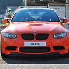 BMW M3 GTS by Steve James