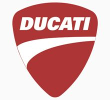 Large Ducati Logo by frenzix