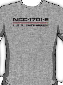ST Registry Series - Enterprise-E Logo T-Shirt