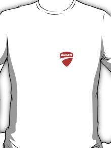 Ducati Small logo T-Shirt