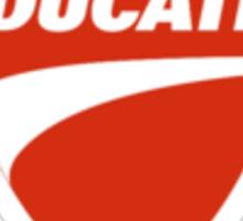Ducati Small logo Sticker