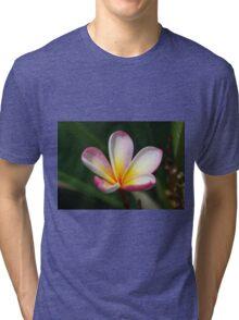 Fiji Flower Tri-blend T-Shirt