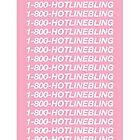 HOTLINE BLING  by ginahsu22