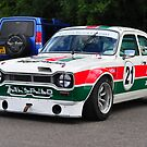 Mk1 Escort ZAKSPEED by Steve James