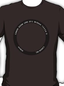 WEAR YOUR PASSION: 18-55mm T-Shirt