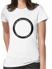 WEAR YOUR PASSION: 18-55mm Womens Fitted T-Shirt