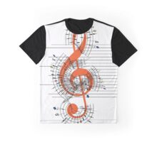 The Sight of Music Graphic T-Shirt