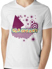 Blasphemy Mens V-Neck T-Shirt