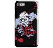 Of All The Things I've Lost... iPhone Case/Skin