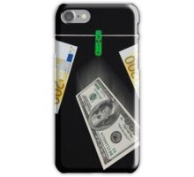 Laundered Money iPhone Case/Skin