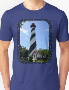 St. Augustine Lighthouse ~ 1874 Unisex T-Shirt