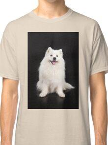 White Dog Classic T-Shirt