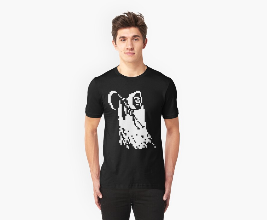 Don't fear the t-shirt by weadapt