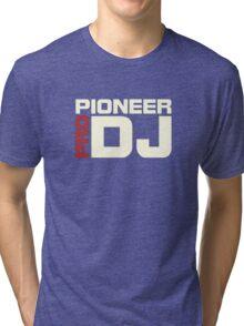 Pioneer Dj Pro Tri-blend T-Shirt