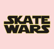 SkateWars Baby Tee