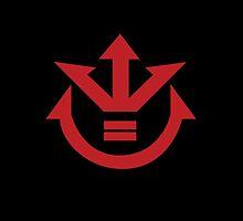 Frieza Army Badge Dragon Ball Z by Blackshiver