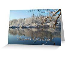 Seasons Greetings... Greeting Card