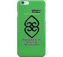 7-iphone4-Adinkra-Series-Providence iPhone Case/Skin