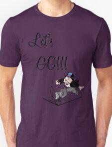 Let's Go!!! T-Shirt