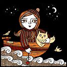 Olivias Owl by Anita Inverarity