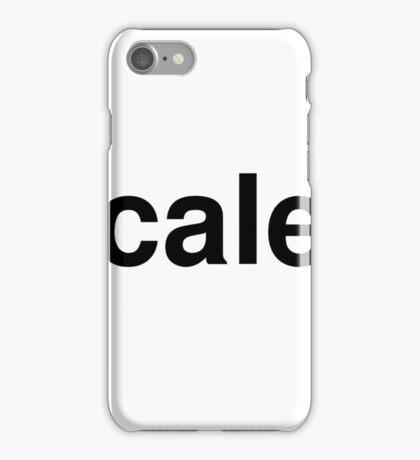 scales iPhone Case/Skin