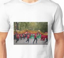 Chinese dragon in the mall London Unisex T-Shirt