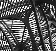 Steel structures by Andrea Rapisarda