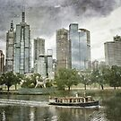 Melbourne - the place to be! by Edge-of-dreams