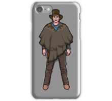 NOW IS THE FUTURE - Marty Mcfly 1885 iPhone Case/Skin