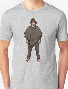 NOW IS THE FUTURE - Marty Mcfly 1885 Unisex T-Shirt