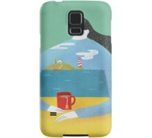 Sea Shirt Samsung Galaxy Case/Skin