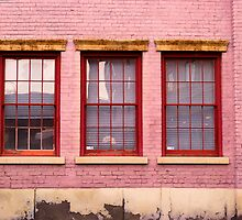 Three windows by TLawrencephoto