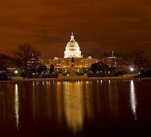 US Capitol by CraMation