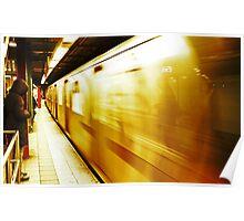 New York Metro Poster