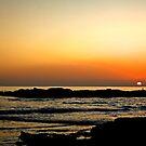 Carmel Sunset by Rick Louie