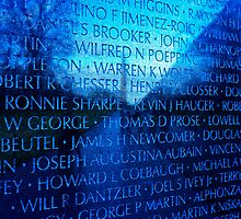 Vietnam Memorial by CraMation
