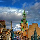 Dunfermline High Street by Tom Gomez