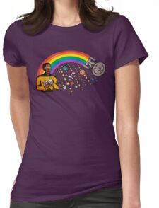 A Trek Anywhere Womens Fitted T-Shirt