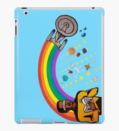 A Trek Anywhere iPad Case/Skin