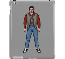 NOW IS THE FUTURE - Marty Mcfly 1955 iPad Case/Skin