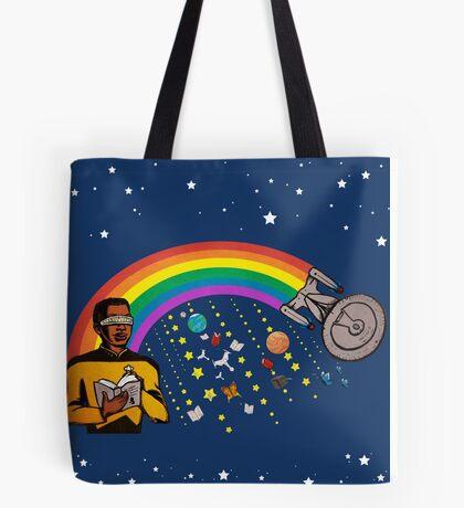 A Trek Anywhere Tote Bag