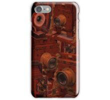 click click iPhone Case/Skin
